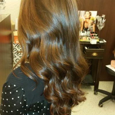 Brilliante Haarfarben