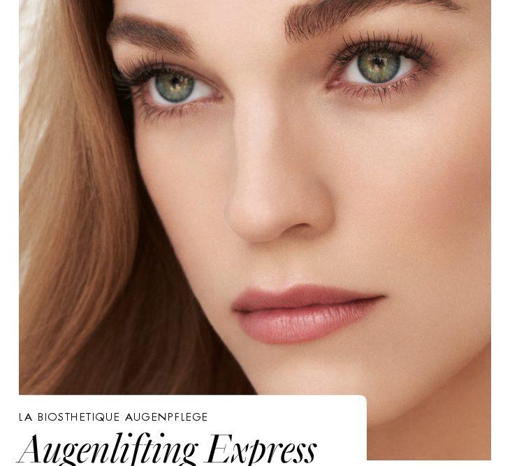 Augenlifting Express - auch für Herren!