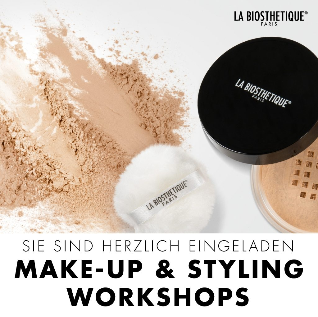 Workshop - Styling & Make-Up